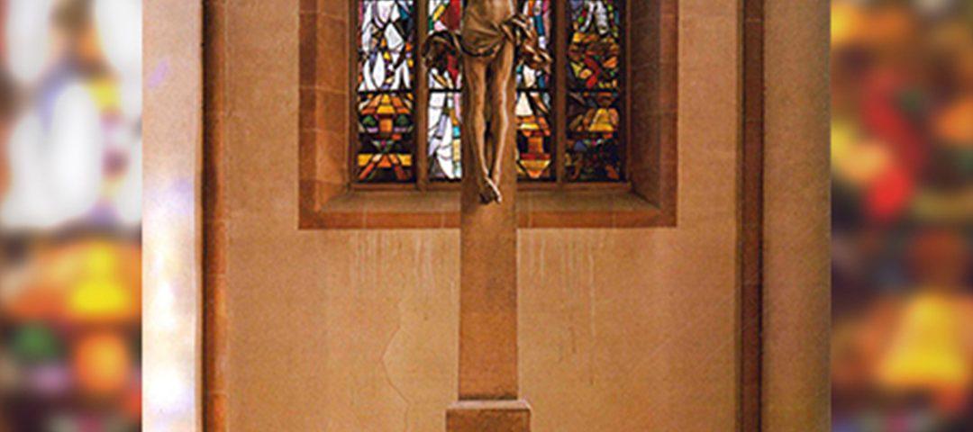 Kruzifix in Stiftskirche