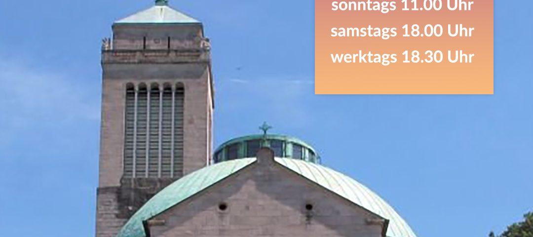 Live-Übertragung aus St.Bernhard