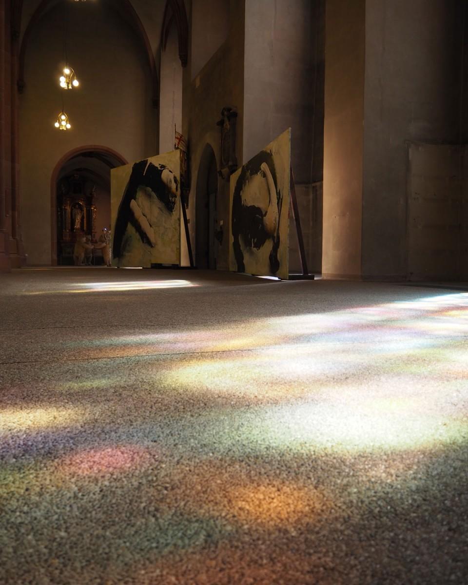 """""""Licht und Quell"""" treffen in dieser Ausstellung aufeinander"""