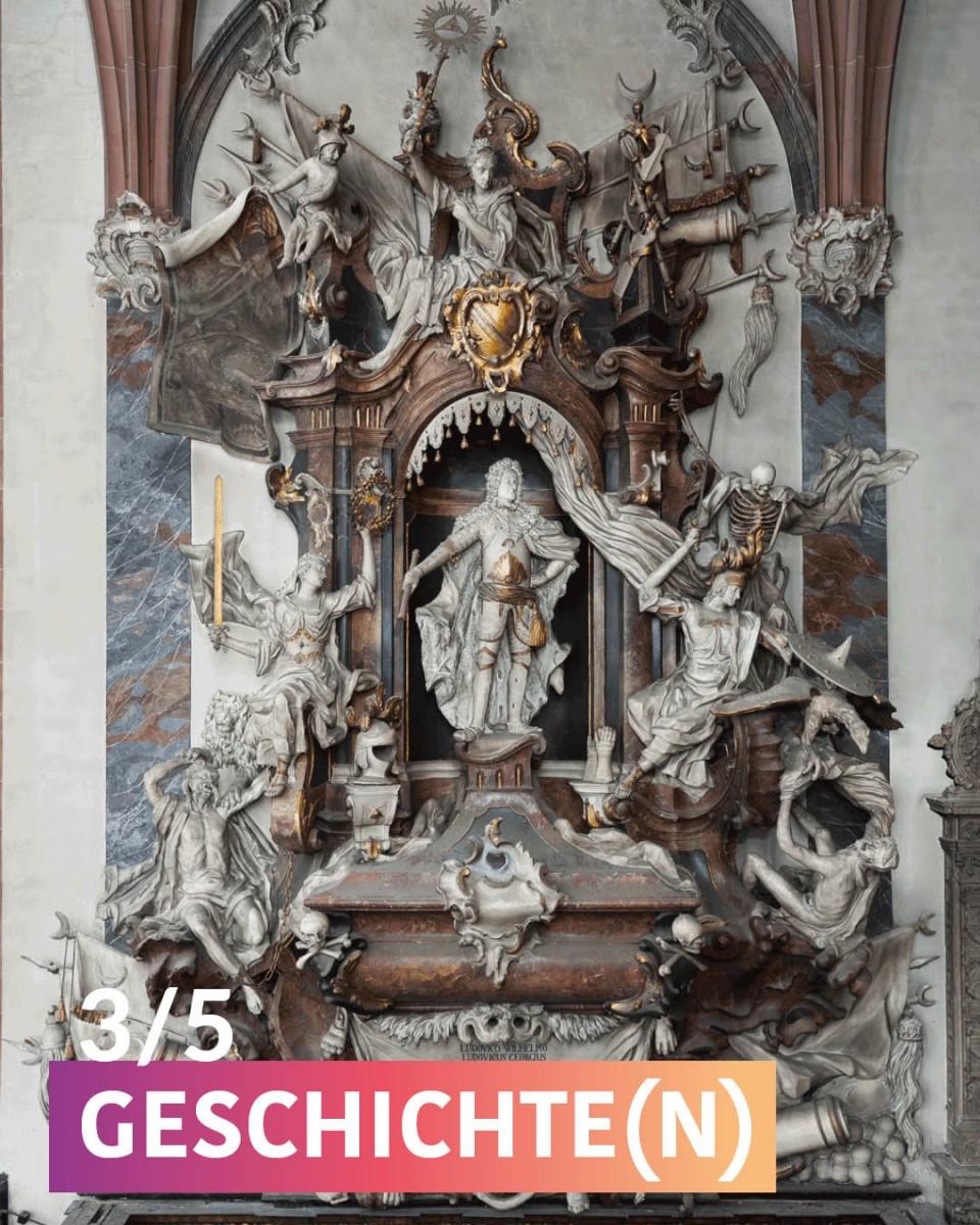 Die Stiftskirche ist das älteste Bauwerk von Baden-Baden und beheimatet viel GESCHICHTE