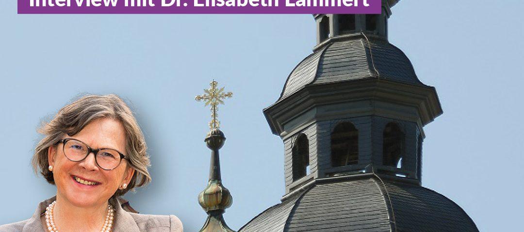 Interview mit Dr. Elisabeth Lammert